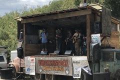 Chickenstock stage