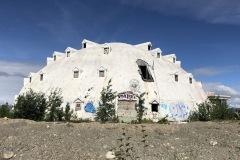 Cool abandoned Igloo hoel