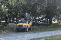 $10 night camping on the beach in Seward