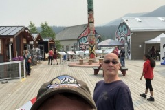 Carcross on Canada Day