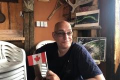 Celebrating Canada Day with Poutine