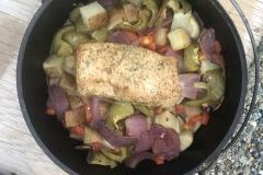 Pork tenderloin for dinner