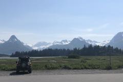 View from Valdez