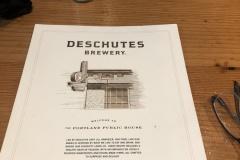 Yes, Deschutes Brewery